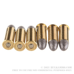 50 Rounds of .44 S&W Spl Ammo by Remington Target Pistol/Revolver - 246gr LRN