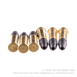 1000 Rounds of .22 LR Ammo by CCI - 40gr LHP
