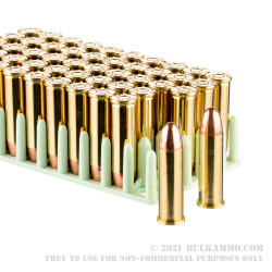 50 Rounds of .38 Spl Ammo by Prvi Partizan - 130gr FMJ