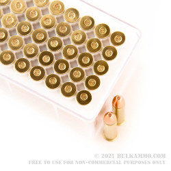 50 Rounds of .22 WMR Ammo by Sellier & Bellot - 40gr FMJ