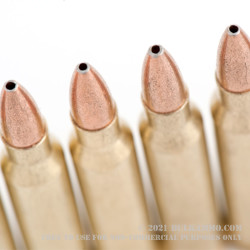 500  Rounds of .223 Ammo by Golden Bear - 62gr HP