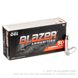 1000 Rounds of .44 Mag Ammo by Blazer - 240gr JHP
