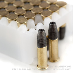 50 Rounds of .22 LR Ammo by Winchester Super-X - 40gr LHP