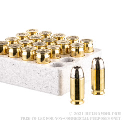20 Rounds of .45 ACP Ammo by Winchester Silvertip - 185gr JHP