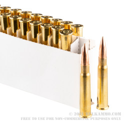 20 Rounds of .303 British Ammo by Prvi Partizan - 174gr FMJBT