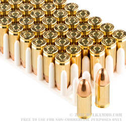 50 Rounds of 9mm Ammo by Prvi Partizan - 115gr FMJ