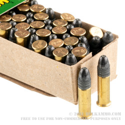 5000 Rounds of .22 LR Ammo by Remington - 36gr LHP