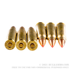 20 Rounds of 30-06 Springfield Ammo by Hornady - 150gr SST