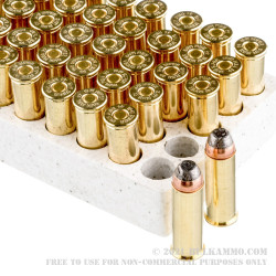 500  Rounds of .44 Mag Ammo by Winchester - 240gr JSP