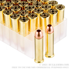 1000 Rounds of .357 Mag Ammo by Fiocchi Perfecta - 158gr FMJFN
