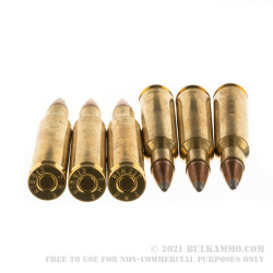 200 Rounds of .270 Win Ammo by PMC Precision - 130gr InterLock
