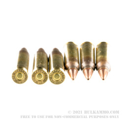 500 Rounds of .223 Ammo by Hornady Frontier - 55gr HP Match