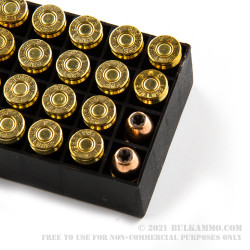 20 Rounds of 9mm Ammo by PMC Starfire - 124gr JHP