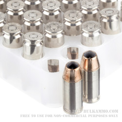 1000 Rounds of .40 S&W Ammo by Federal Tactical - 155gr JHP