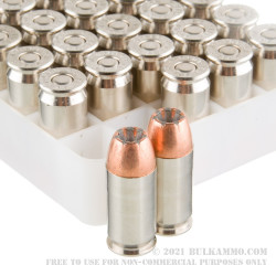 50 Rounds of .45 ACP Ammo by Speer Gold Dot - +P 200gr JHP