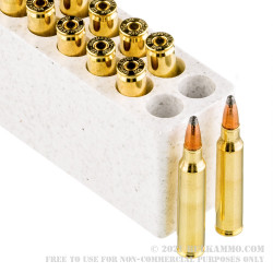 200 Rounds of .223 Ammo by Winchester Super-X - 64gr PP