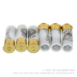 250 Rounds of 12ga Ammo by Fetter - 1 ounce #7.5 shot