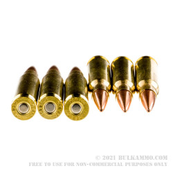 20 Rounds of .308 Win Ammo by Hornady - 178gr HPBT Match