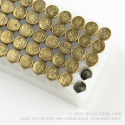 50 Rounds of .22 Long Ammo by Winchester Super-X Subsonic - 29gr LRN