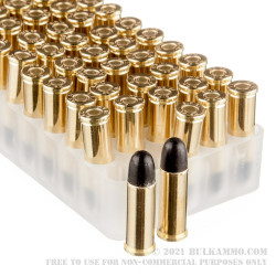 1000 Rounds of .32 S&W Long Ammo by Fiocchi - 97gr LRN