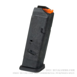 Magpul PMAG 10 GL9 10rd Magazine for Glock 17 - 9mm - Black