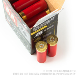 """25 Rounds of 12ga Ammo by Winchester AA 2-3/4"""" 1 ounce #8 shot"""