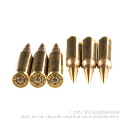 10 Rounds of .338 Lapua Ammo by Prvi Partizan - 240gr Solid Copper