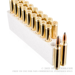 20 Rounds of .300 Win Mag Ammo by Winchester Super-X - 150gr PP