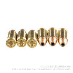 1000 Rounds of 9mm Ammo by Sellier & Bellot - 124gr JHP