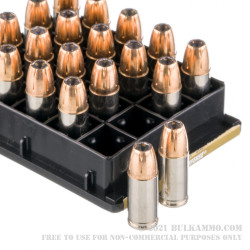 200 Rounds of 9mm Ammo by Federal Personal Defense - 147gr HST JHP