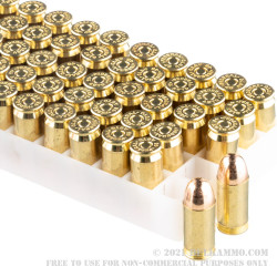 200 Rounds of .45 ACP Ammo by Federal American Eagle - 230gr FMJ