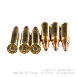 20 Rounds of 30-06 Springfield Ammo by Prvi Partizan - 150gr SP