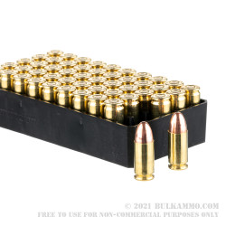 600 Rounds of 9mm Ammo by Remington - 115gr MC