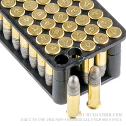 2000 Rounds of .22 LR Ammo by Aguila Super Extra - 40gr LRN