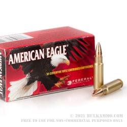 50 Rounds of 5.7x28 mm Ammo by Federal - 40gr TMJ