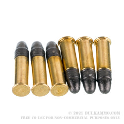 500 Rounds of .22 LR Ammo by Eley - 40gr LRN