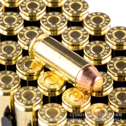 1000 Rounds of 10mm Ammo by Sellier & Bellot - 180gr FMJ