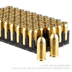 500 Rounds of .45 ACP Ammo by MAXX Tech - 230gr FMJ