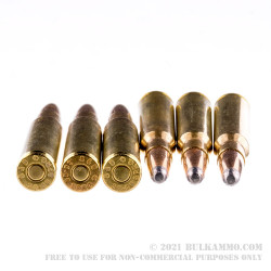 20 Rounds of 30-06 Springfield Ammo by Sellier & Bellot - 180gr SP