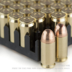 1000 Rounds of .45 ACP Ammo by Sellier & Bellot - 230gr FMJ