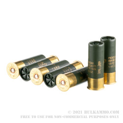 25 Rounds of 12ga Ammo by Fiocchi - 1 1/5oz #8 Shot