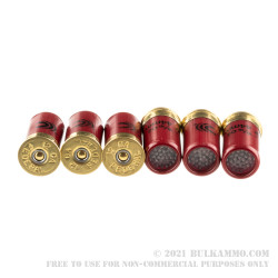 """10 Rounds of 12ga Ammo by Federal Shorty Shotshell - 1-3/4"""" 15/16 ounce #8 shot"""