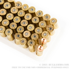 1000 Rounds of .38 Spl Ammo by Federal American Eagle - 130gr FMJ