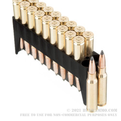 800 Rounds of .308 Win Ammo by PMC Bronze Hunting - 150gr SP