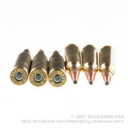 20 Rounds of 6.5x55mm SE Ammo by Federal - 140gr Fusion