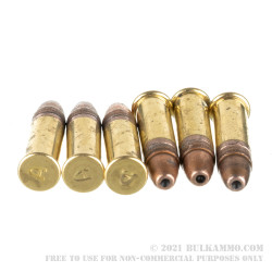 250 Rounds of .22 LR Ammo by Aguila - 38gr CPHP