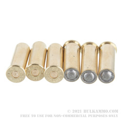50 Rounds of .38 Spl Ammo by Sellier & Bellot - 148gr Lead Wadcutter