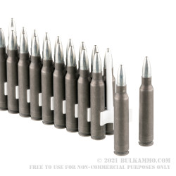 1000 Rounds of .223 Rem Ammo by Wolf Performance - 75gr HP