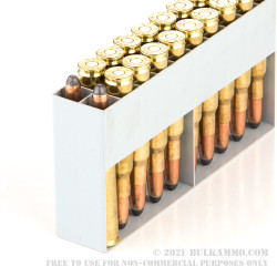 400 Rounds of 7x57mm Mauser Ammo by Sellier & Bellot - 139gr SP