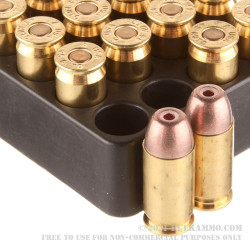 20 Rounds of .45 ACP Ammo by SinterFire Special Duty - 155gr Frangible HP